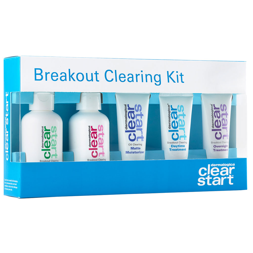 dermalogica : Clear Start Breakout Clearing Kit