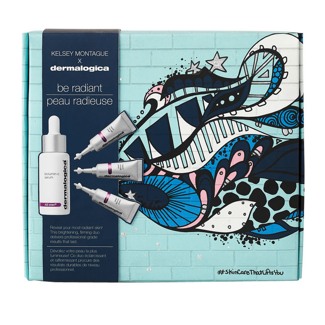 dermalogica : Be Radiant Gift Set