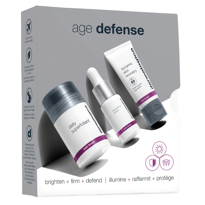 dermalogica : Age Defense Skin Kit