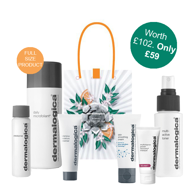 dermalogica : Limited Edition Beauty Bag
