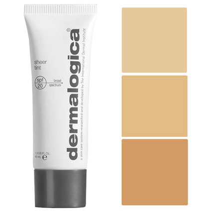 dermalogica : Sheer Tint  SPF 20 (40ml)