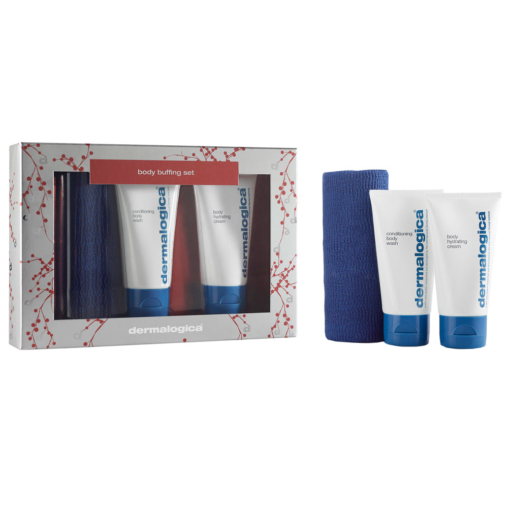 dermalogica : Body Buffing Limited Edition Gift Set