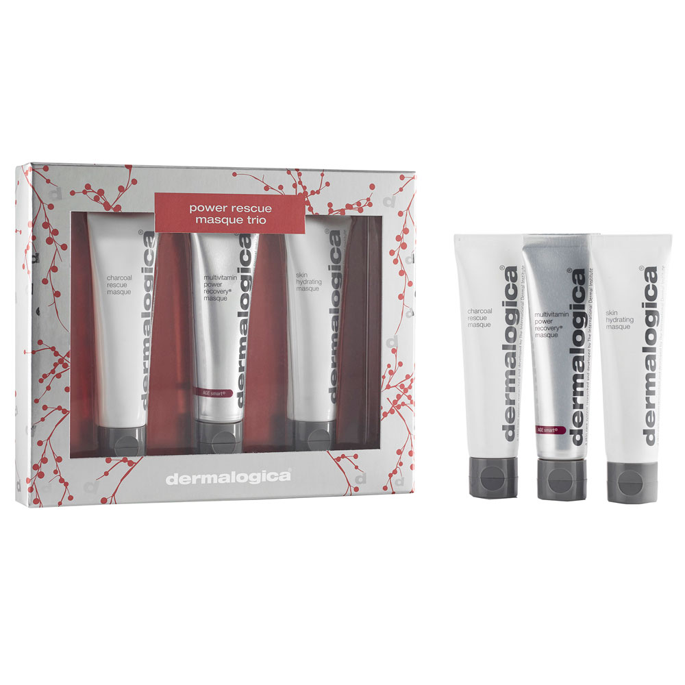 dermalogica : Power Rescue Masque Trio - Limited Edition Gift Set