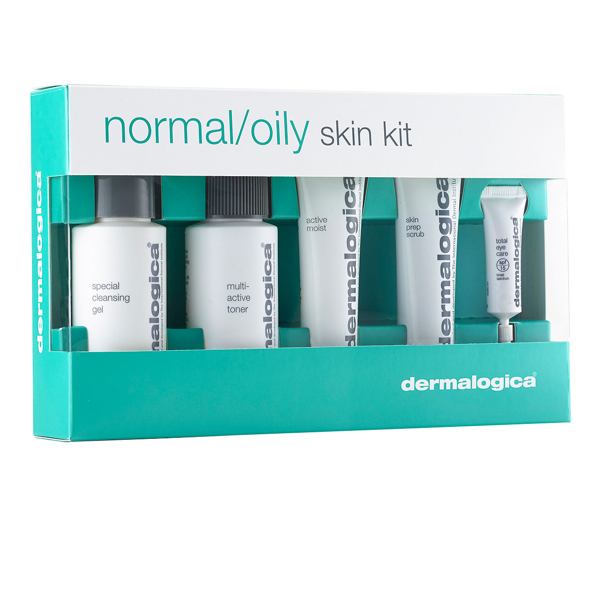 dermalogica : Normal To Oily Skin Kit