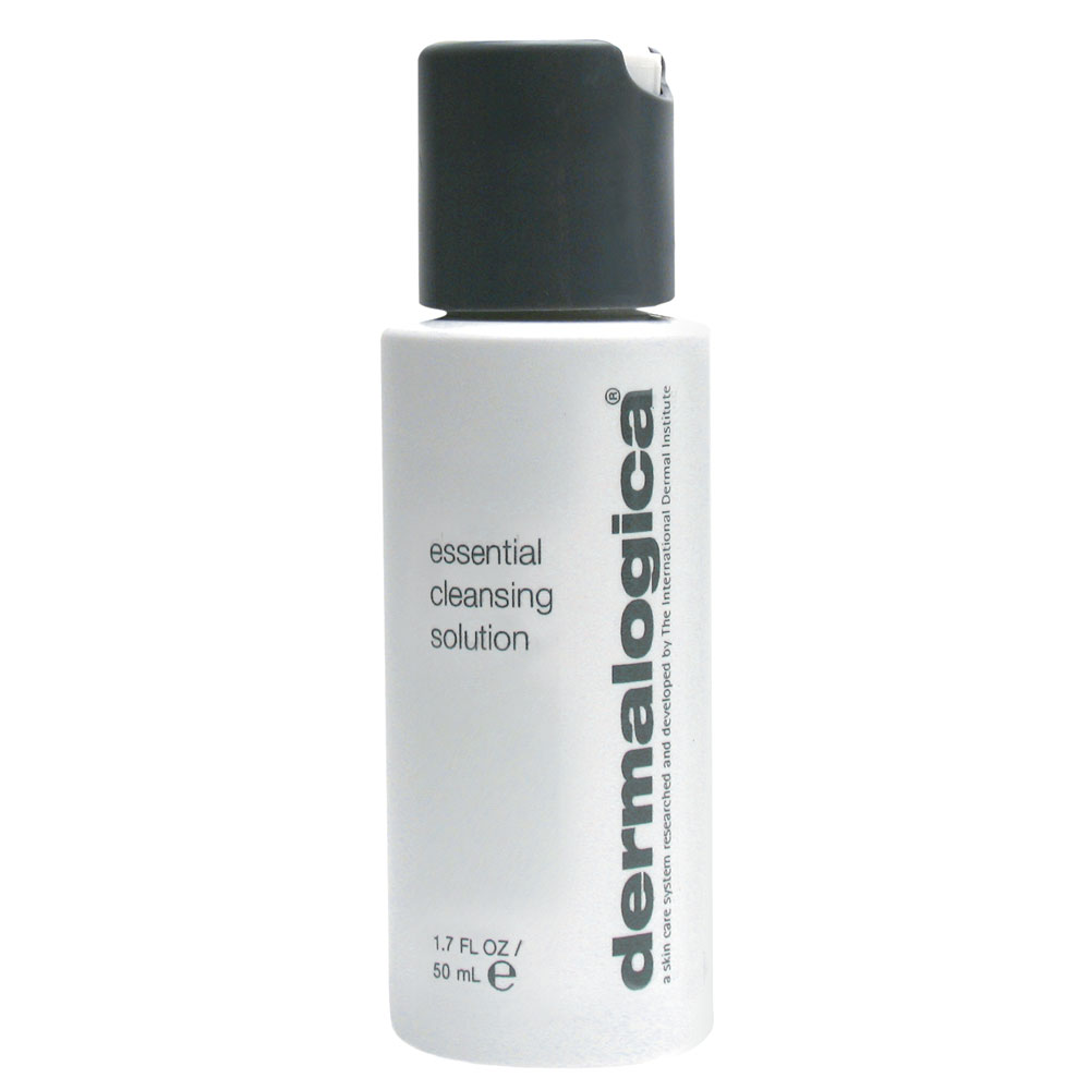 dermalogica : Essential Cleansing Solution Travel Size