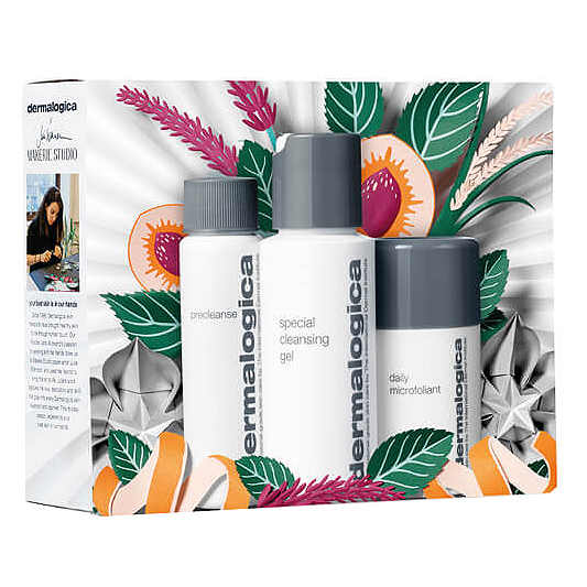 dermalogica : Cleanse & Glow To Go Gift Set