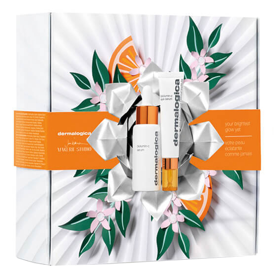 dermalogica : Your Brightest Glow Yet Gift Set