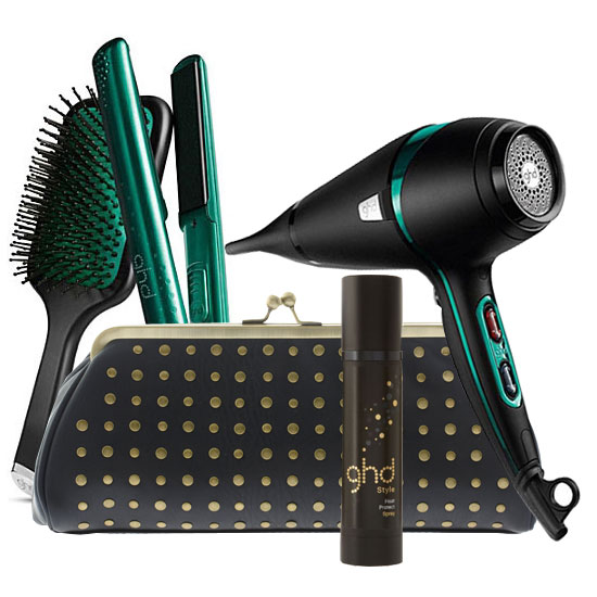 how to get loose waves with ghd straighteners