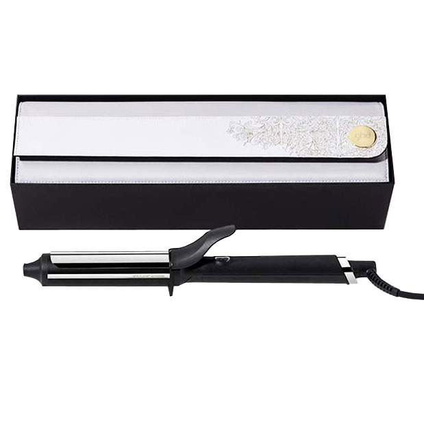 ghd ghd curve arctic gold soft curl tong gift set buy cheaper than salon price free delivery. Black Bedroom Furniture Sets. Home Design Ideas