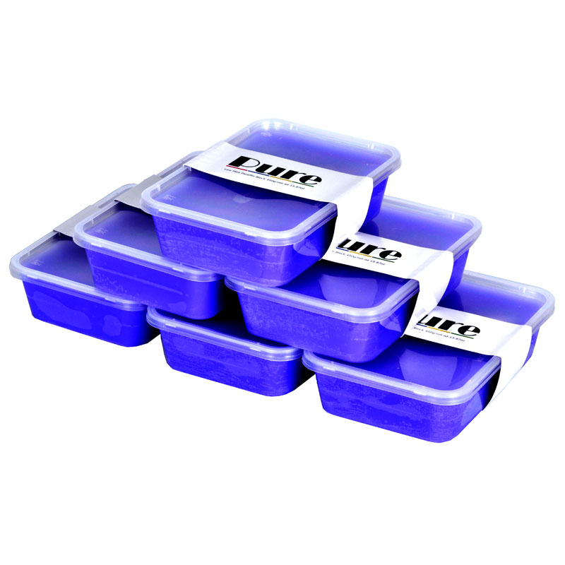 pure salon equipment  : Lavender Paraffin Wax 6 Pack
