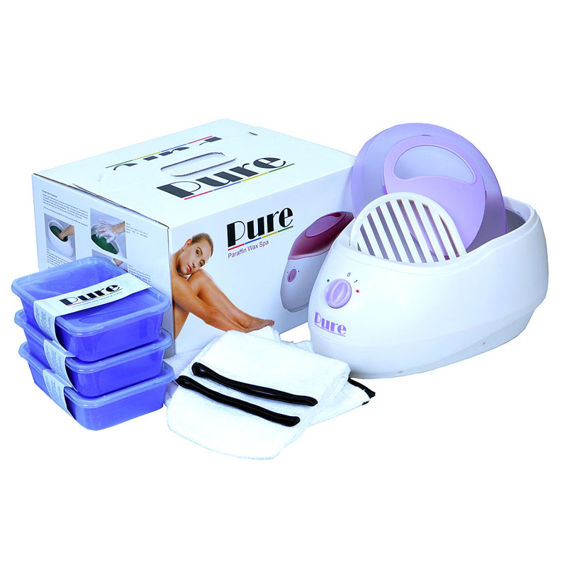 pure salon equipment  : Paraffin Wax Heater Kit