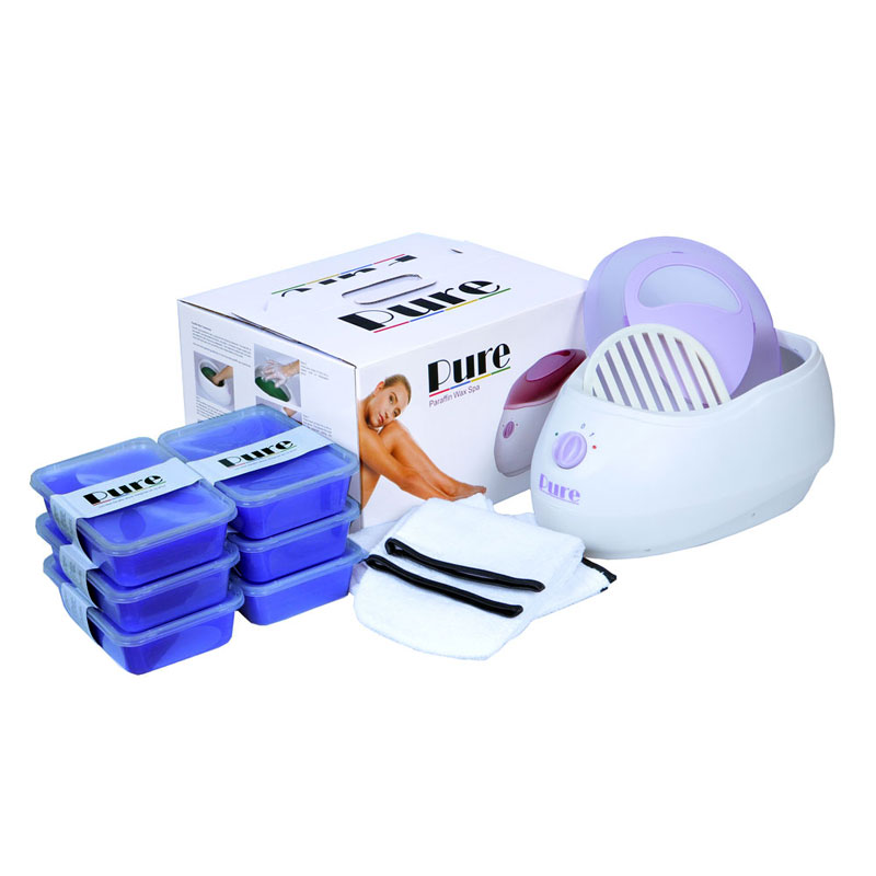 pure salon equipment  : Paraffin Wax Heater Kit Large