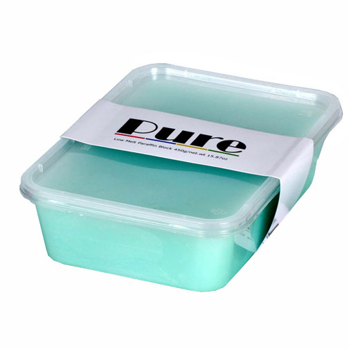 pure salon equipment  : Tea Tree Paraffin Wax