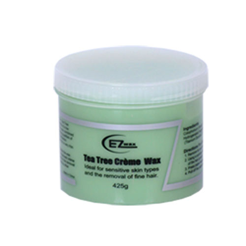 pure salon equipment  : Creme Tea Tree Wax