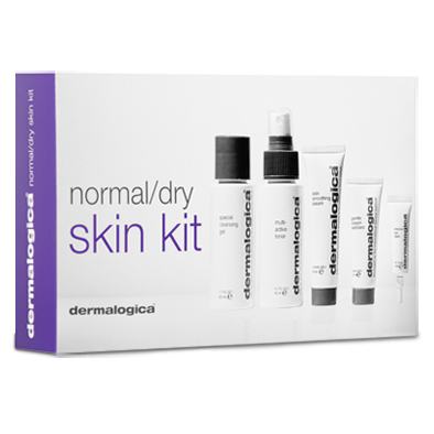 dermalogica : Normal To Dry Skin Kit